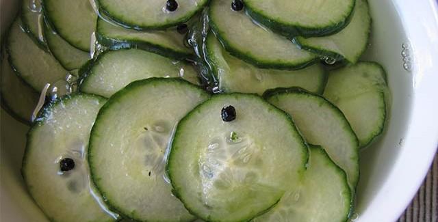 Agurkesalat – Hjemmelavet agurkesalat smager bare bedre