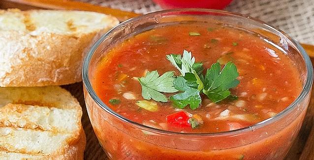 Gazpacho – En klassiker du ikke kan grille