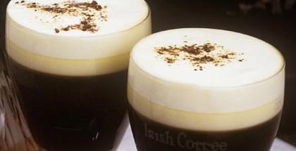 Irsk kaffe - Irish coffee