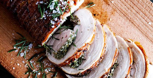 Porchetta i grill  – en kulinarisk oplevelse og herremad