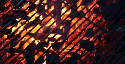 optænding af grill