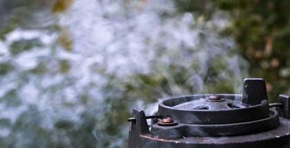 Røgning og rygning i grill