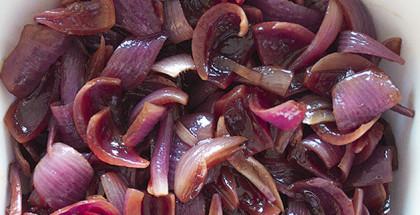 Grilltips til balsamico løg
