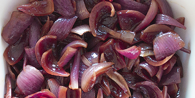 Balsamico løg – et lækkert tilbehør