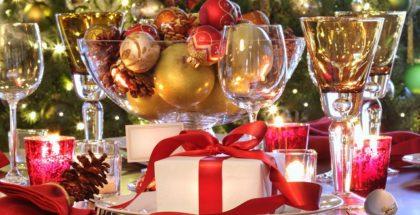 julemad på grill