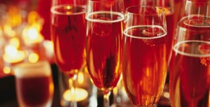 Velkomstdrink Kir Royal