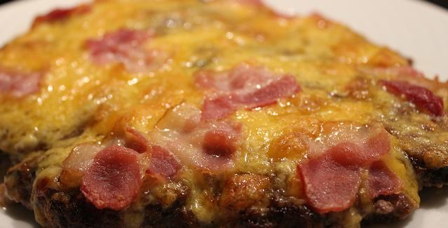 Pizzabøf – en anderledes pizza uden mel