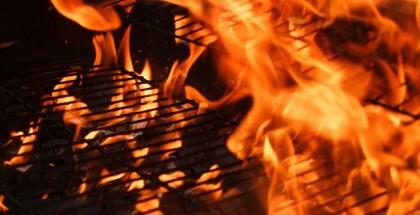 grill sikkerhed og ulykker