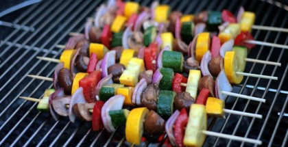 grillede grønsager fra grilltips.dk