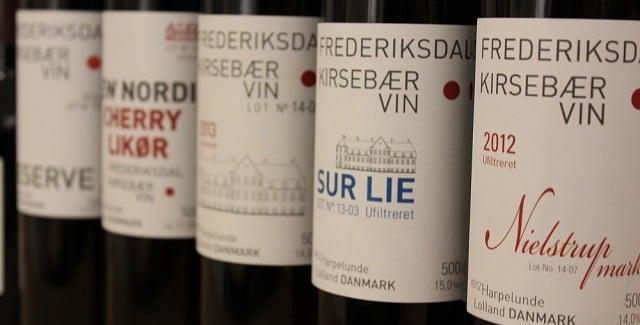 Frederiksdal – Fantastisk frugtvin fra Lolland Falster