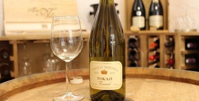 Tokaji Furmint Dry 2013 – en ægte sommervin