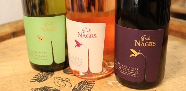 3 fremragende økologiske vine fra samme vinhus