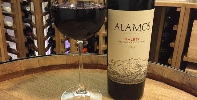 Alamos Malbec 2014 – en grillvin til vildt og oste