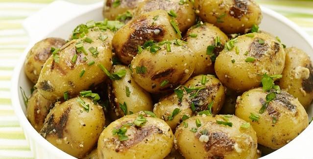 Inspiration: Kartofler på grill | Grilltips.dk