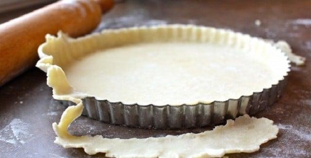 Tærtedej – Grundopskrift til dessert tærter