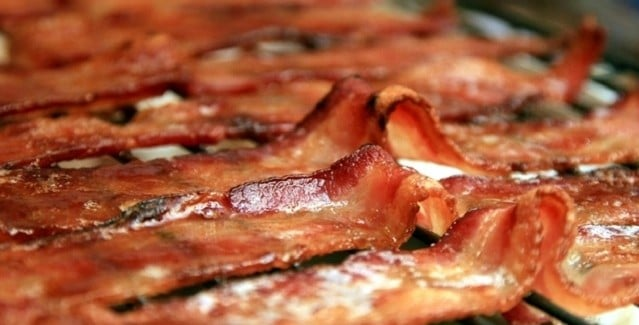 Inspiration: Bacon, bacon, bacon