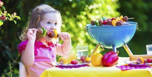 Børnemad på grillen – Børnevenlig grillmad
