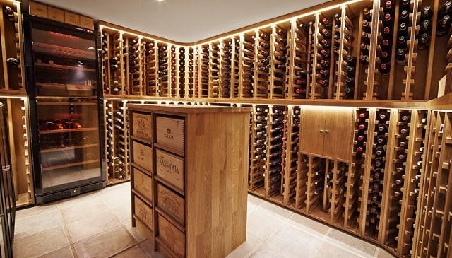 Tips til vin og grillvin i vinkælderen