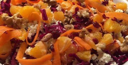 Lchf salat fuld af sunde råvarer