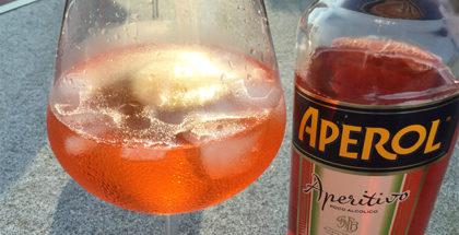 Drink Aperol og Aperol Spritzer