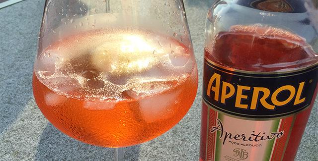 Aperol – Den perfekte hyggedrink