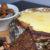 Dessert i grill - røget brie