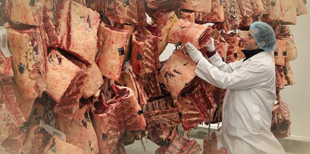Grill kød fra John Stone og Jelling Naturkød