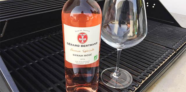 Super rosé – Gerard Bertrand – Reserve Speciale Syrah Rose 2015
