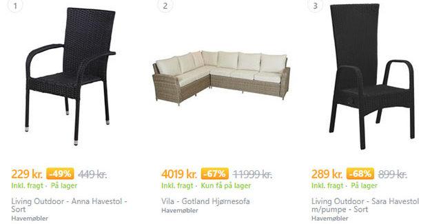 Køb havemøbler om vinteren og spar kassen!