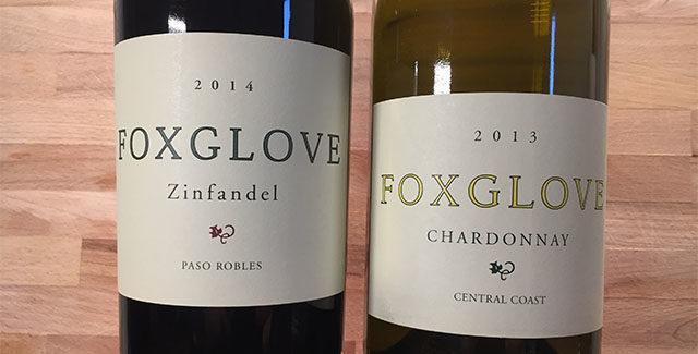Foxglove rød og hvid – To gode vine ved grillen