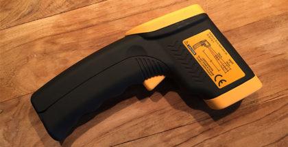 Grill termometer pistol
