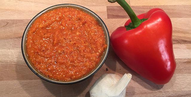 Romesco sauce – En perle fra Catalonien