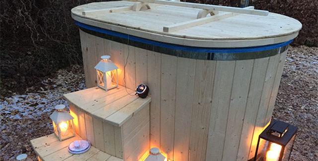 Vildmarksbad fra TimberIn – En varm oplevelse