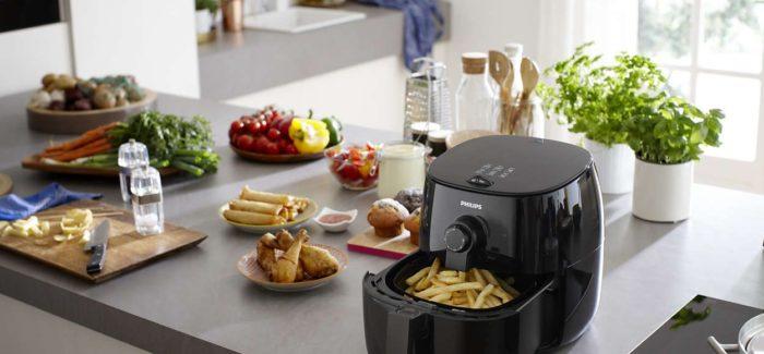Airfryer – Pommes frites med 80% mindre fedt