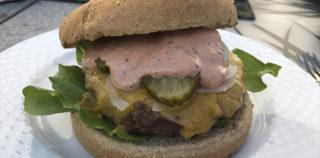 Burgerdressing – Verdens nemmeste dressing
