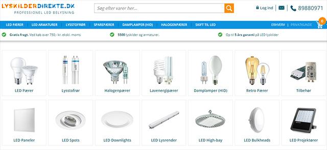 Har du det rette lys i din hjem?