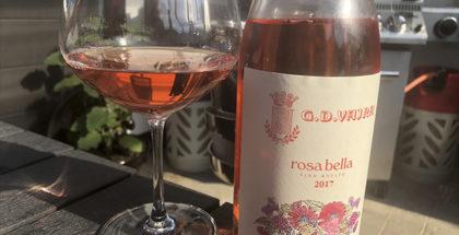 Grillvin rosé fra Baralo