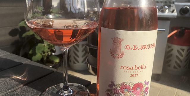 Rosabella Rosato 2017 – En rigtig mad-rosé