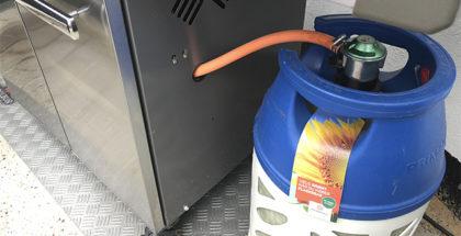 Gas til gasgrill fra Primagaz