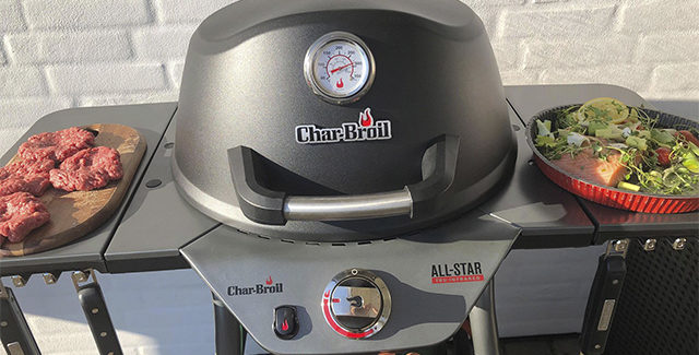 Test: Char-Broil All-Star 120 gasgrill