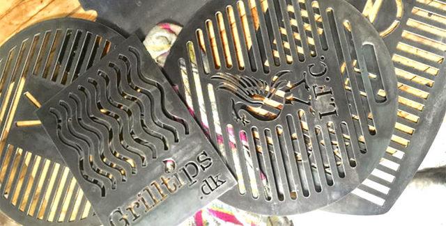 STAAL BBQ – Den personlige grillrist