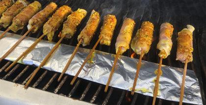 Grilltips til grillspyd