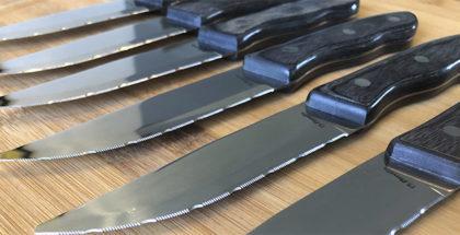 Anmeldelse steakknive