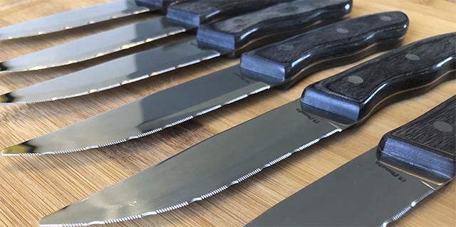 Steakknive – Den klassisk, den store og ekstravagante