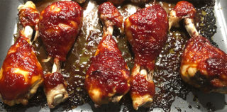 Drumsticks med barbecuesauce – Grilltips favorit bbq-sauce