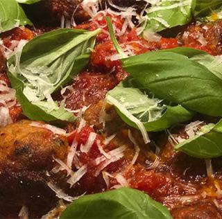 Italienske kødboller – Lady og Vagabonden